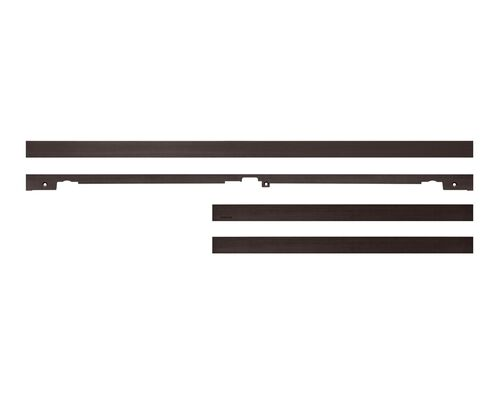 "MOLDURA P/TV SAMSUNG VG-SCFT43BW CASTANHO 43"" image number 4"