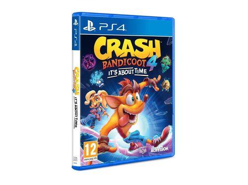JOGO PS4 CRASH BANDICOOT 4 image number 1