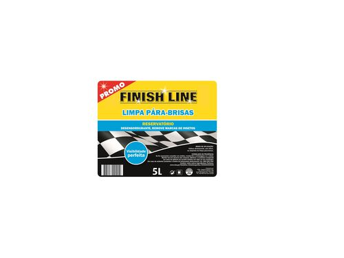 LIMPA VIDROS FINISH LINE PROMO 5L image number 1