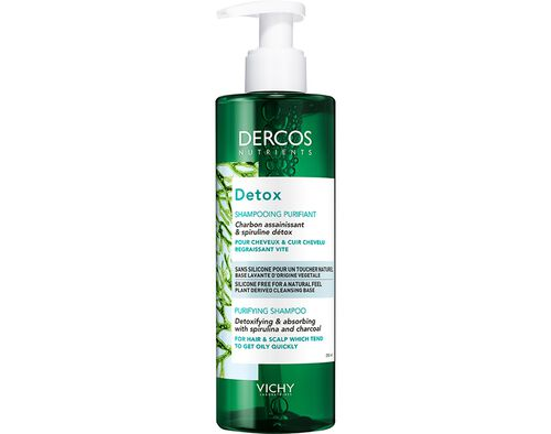 CHAMPO DERCOS NUTRIENTS DETOX 250ML image number 0