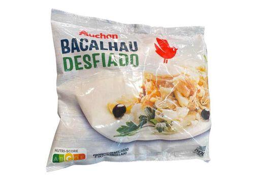BACALHAU AUCHAN DEMOLHADO DESFIADO 500G image number 0