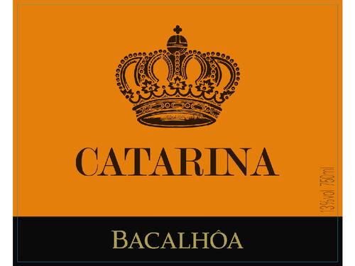 VINHO CATARINA BRANCO SETÚBAL 0.75L image number 1