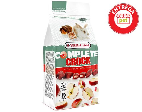 SNACK ROEDORES VERSELE LAGA MAÇÃ COMPLETE 50G image number 0