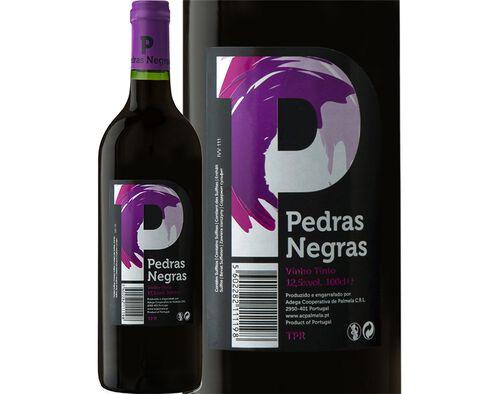 VINHO PEDRAS NEGRAS TINTO 0.75L image number 0