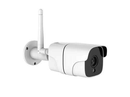 CÂMARA IP P/ EXTERIOR MUVIT 1080P WIFI MIOACAM003 image number 1