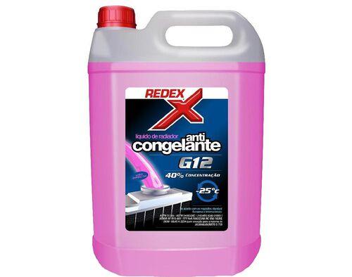 ANTI CONGELANTE REDEX G12 5 L image number 0