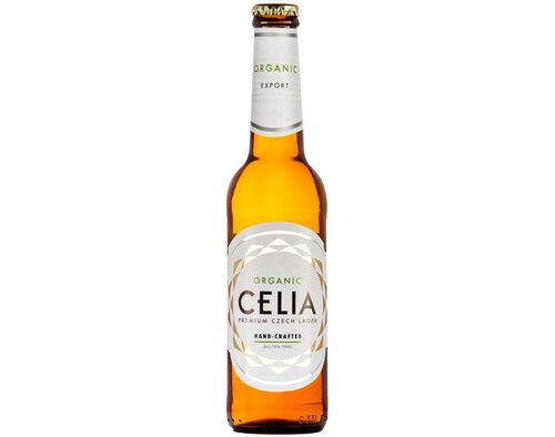 CERVEJA C/ALCOOL CELIA ZATEC S/GLUTEN E BIOLÓGICA 33CL image number 0