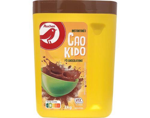 CHOCOLATADO AUCHAN PÓ CAO KIDO 1KG image number 0