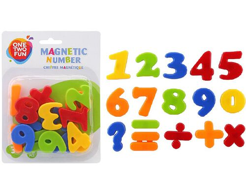 NUMEROS MAGNETICOS ONE TWO FUN image number 0