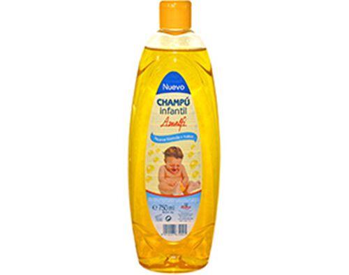 CHAMPÔ AMALFI INFANTIL 750ML image number 0