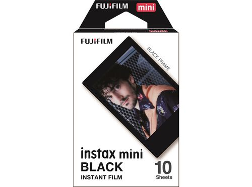 CARGA COLORFILM FUJIFILM INSTAX MINI 10 BLACK FRAME image number 0