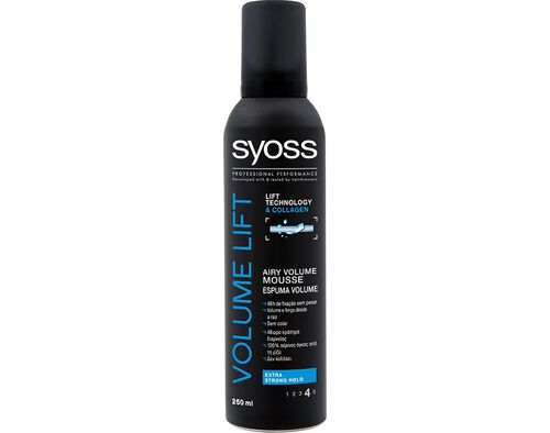 MOUSSE SYOSS VOLUME 250 ML image number 0