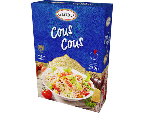 COUSCOUS GLOBO 400G image number 0