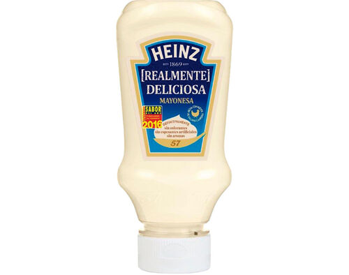 MAIONESE HEINZ TOP DOWN 220ML image number 0