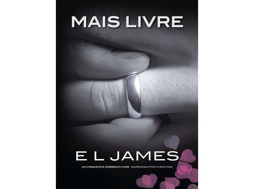 LIVRO MAIS LIVRE DE E.L. JAMES image number 1