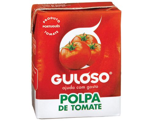 POLPA GULOSO TOMATE 210G image number 0