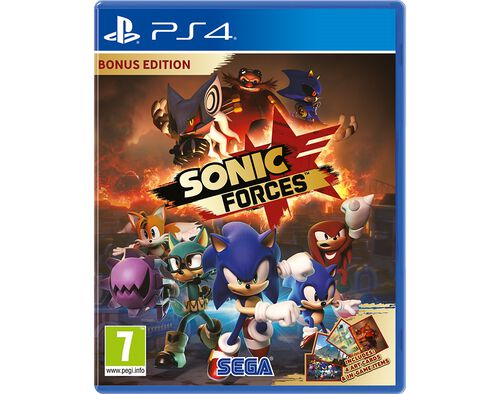 JOGO SONIC FORCES PS4 image number 0