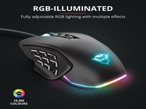 RATO GAMING TRUST COM FIOS RGB - 23764 image number 1