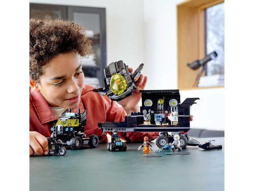 BASE MÓVEL BATMAN SUPER HEROES LEGO