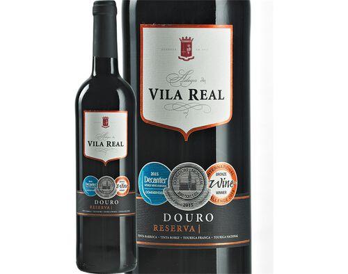 VINHO ADEGA VILA REAL BRANCO RESERVA DOC 0.75L image number 0