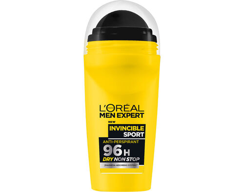 DEO ROLL ON MEN EXPERT INVINCIBLE 50 ML image number 0