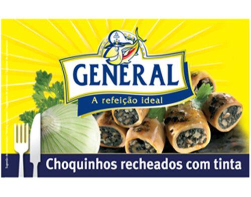 CHOQUINHOS GENERAL RECHEADOS COM TINTA 120G image number 0