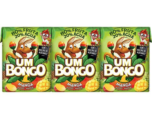 SUMO UM BONGO MANGA 3X0.20L image number 0