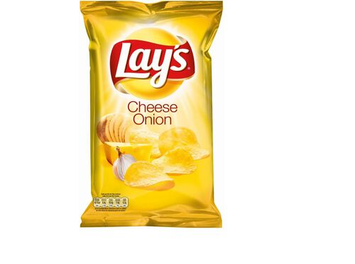 BATATA LAY'S CHEESE & ONION 160G image number 1
