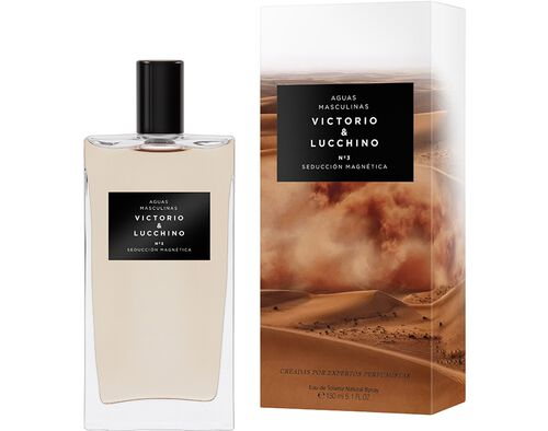 EDT HOMEM VICTORIO & LUCCHINO Nº3 150ML image number 0