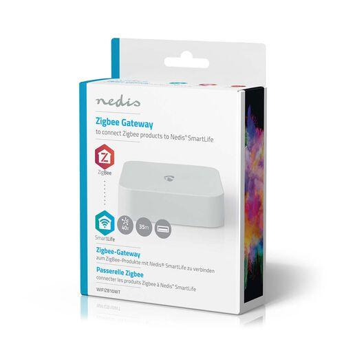 SMART ZIGBEE GATEWAY NEDIS USB WIFIZB10WT
