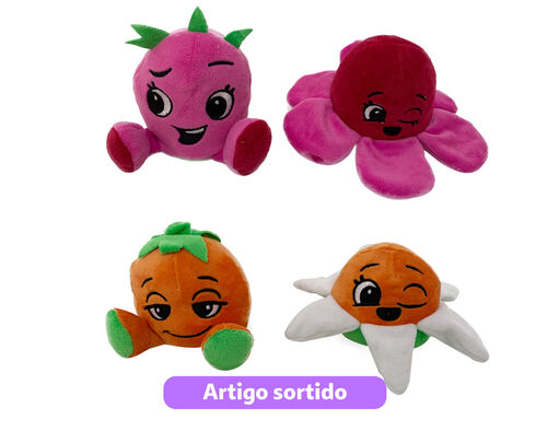 VEGETAIS PELUCHE ONE TWO FUN SORTIDOS image number 0