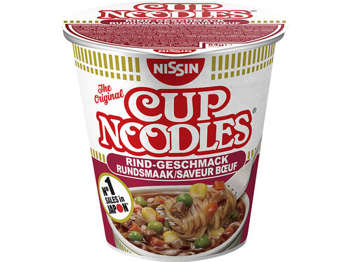 CUP NOODLES NISSIN VITELA 64G image number 0