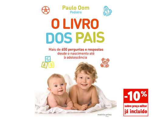 LIVRO LIVRO DOS PAIS PAULO OOM image number 0