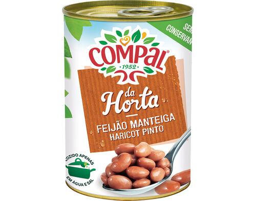 FEIJAO MANTEIGA COMPAL DA HORTA 410 G image number 0