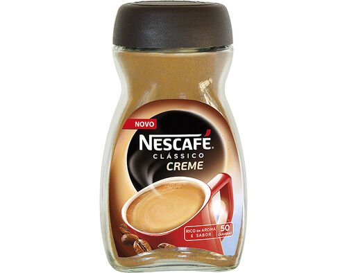 CAFÉ NESCAFÉ SOLÚVEL CREME 100G image number 0