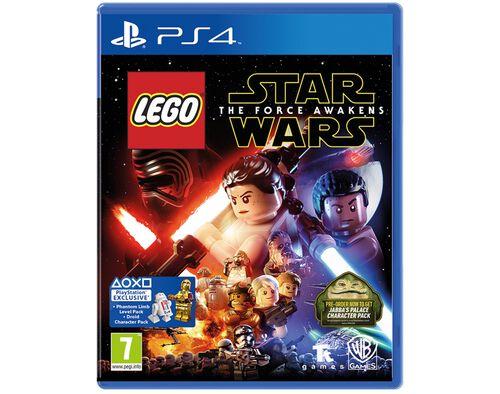 JOGO LEGO STAR WARS PS4 image number 0