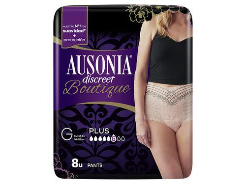 CUECAS INCONTINÊNCIA AUSONIA DISCREET PANTS BOUTIQUE 8UN L image number 1