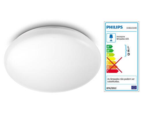 PLAFON LED PHILIPS 6W 450LM 2700K image number 0