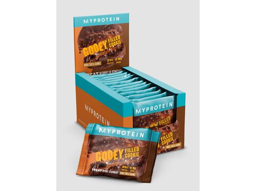 COOKIE MYPROTEIN PROTEICA CHOCOLATE DUPLO CARAMELO 75G image number 0