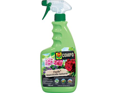 FAZILO INSECTICIDA COMPO NATURAL 750ML image number 0