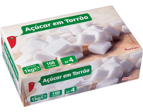 AÇUCAR AUCHAN TORRÃO 1KG image number 0