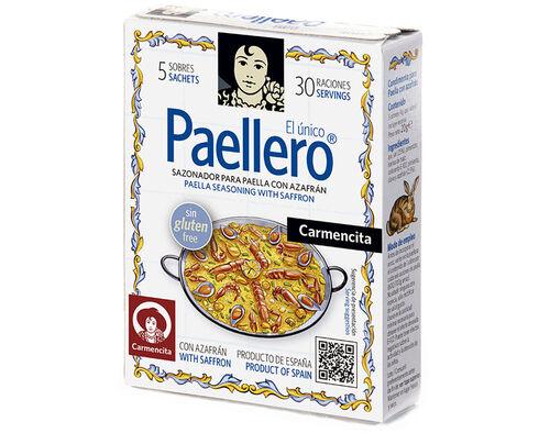 PAELLERO CARMENCITA TRADICIONAL 20 G image number 0