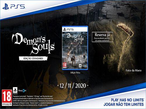 JOGO PS5 DEMON'S SOUL REMAKE image number 4