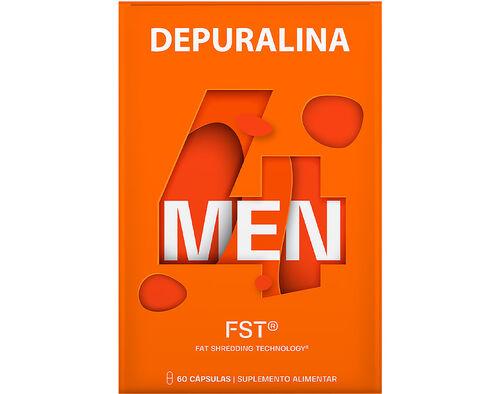 SUPLEMENTO DEPURALINA 4 MEN 60 CAPS image number 0