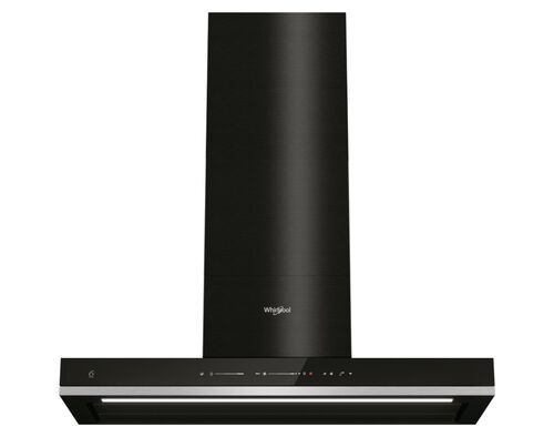 CHAMINÉ WHIRLPOOL WHSS90F L T C K A++ 779M3/H 90CM PRETO image number 0