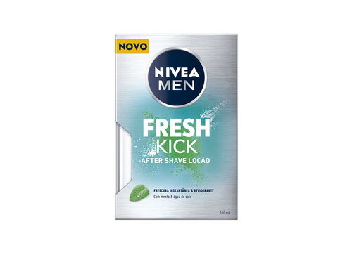 AFTER SHAVE LOÇÃO NIVEA MEN FRESH KICK 100ML image number 0