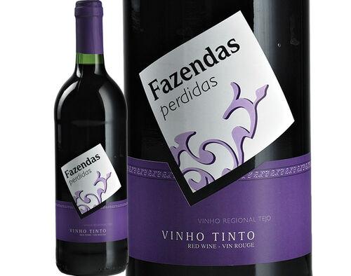 VINHO FAZENDAS PERDIDAS TINTO TEJO 0.75L image number 0