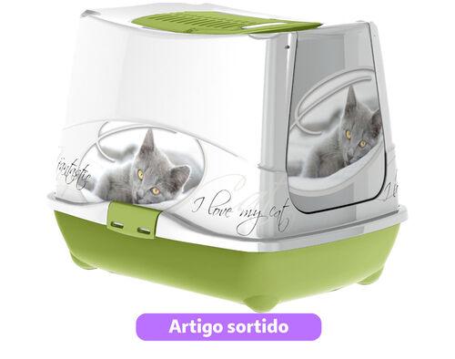 CASA TOILETTE RIGA I LOVE MY CAT 39X50X39CM image number 0