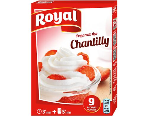 CHANTILLY ROYAL 72G image number 0