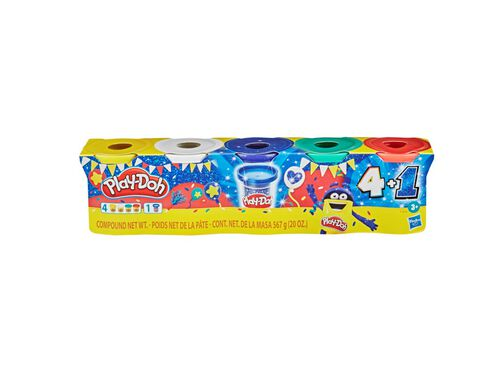 SAPPHIRE PLAY-DOH CELEBRATION PACK image number 0